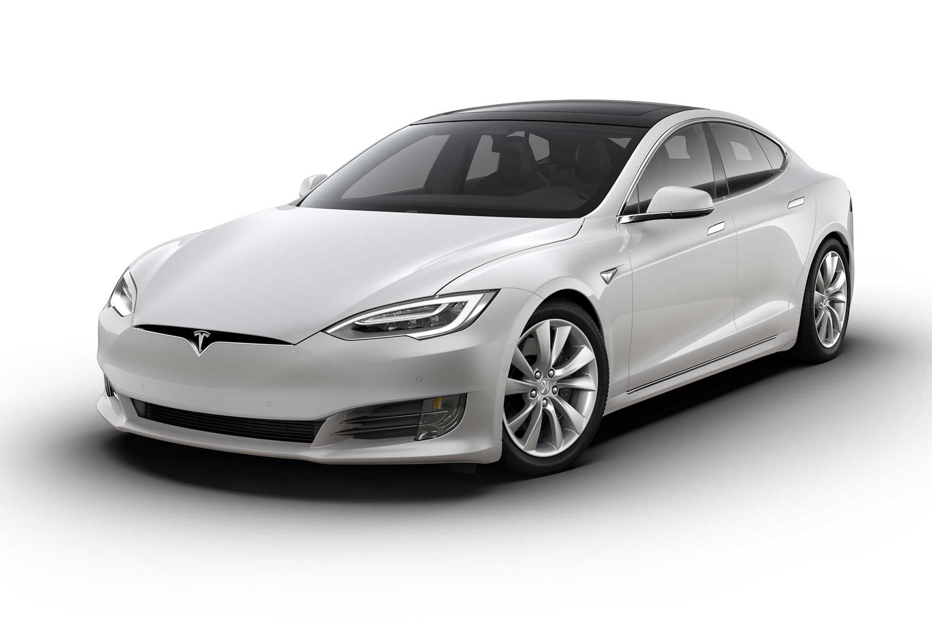 Tesla-S-white