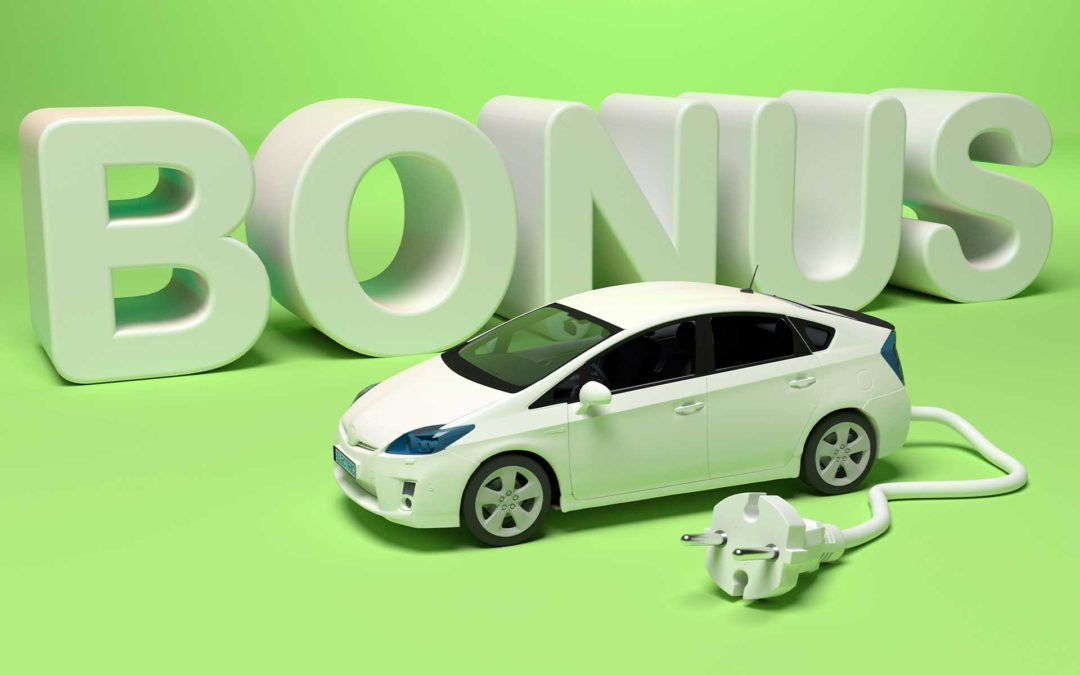 Umweltbonus für E-Fahrzeuge erhöht
