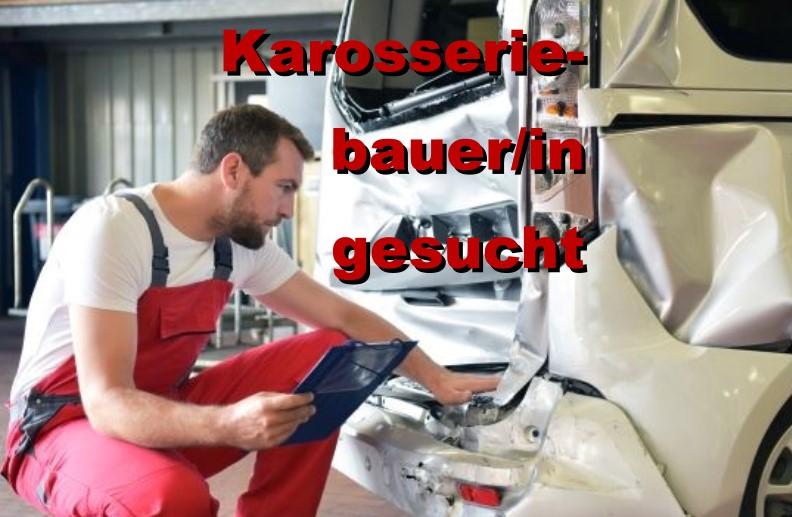 Karosseriebauer/in gesucht