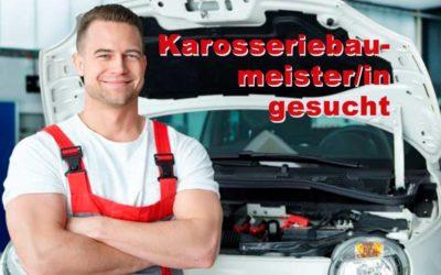 Karosseriebaumeister/in gesucht