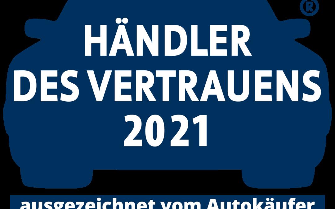 Händler des Vertrauens 2021