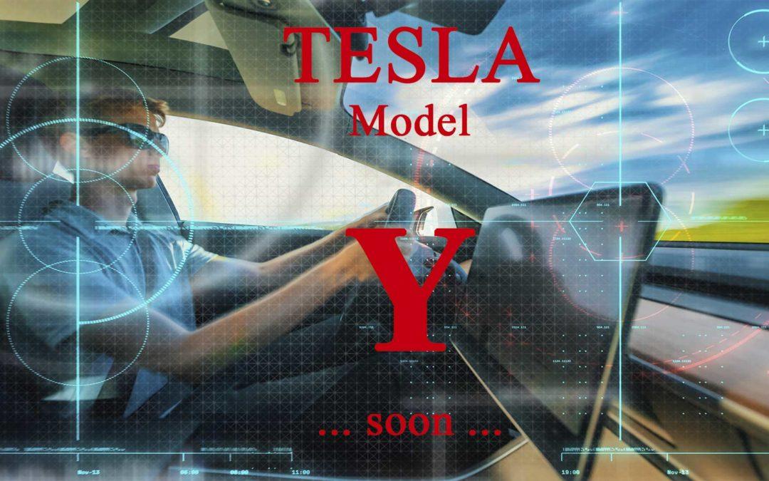 Tesla Model Y …soon…